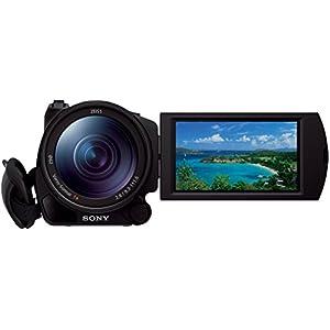Sony-FDR-AX100-4K-Ultra-HD-Camcorder-Videokamera