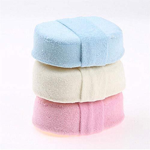 Gkjhkjhty Reinigungsbürste Badmassagegerät Dusche Zurück Spa Scrubber Badewannen Cool Ball Handtuchbürste Körperreinigung Mesh Dusche Waschschwamm für das Haus -