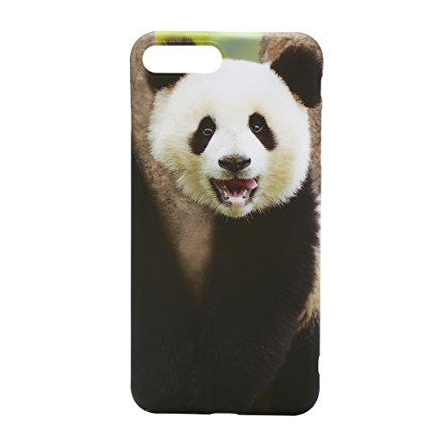 lefun Collection Giant Panda Handy Fall für iPhone 7 Plus (Qingqing)