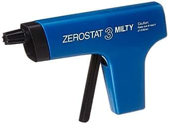 Milty Zerostat 3 - Pistola anti elettricità statica per dischi in vinile