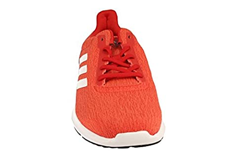 adidas Herren Cosmic 2 M Laufschuhe, Rot (Escarl/Ftwbla/Rojbas), 40 EU