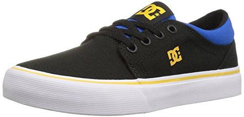 Jovem Azul Sneaker Dc Preto Cinza 0YRgqv