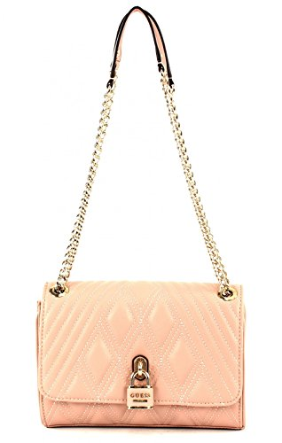 Gsell Pochette HWVG6412180 Rose - Guess Synthétique façon cuir Light Rose (Rose)