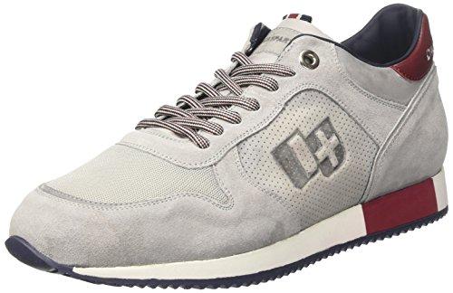 D'Acquasparta Herren Cosimo Niedrige Sneaker, Grigio gebraucht kaufen  Wird an jeden Ort in Deutschland