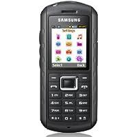Samsung B2100 Outdoor Handy (1,3 MP-Kamera, MP3, IP57-Zertifizierung, wasserdicht) modern-black