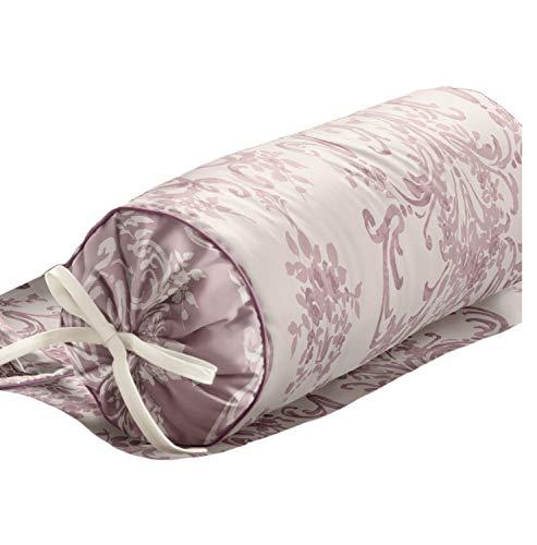 Laura Ashley Bettwäsche Aus Baumwolle (Laura Ashley Bettwäsche Aston 100% Baumwolle (Nr. 1 Rosa, 40x15 cm Nackenrollenbezug))