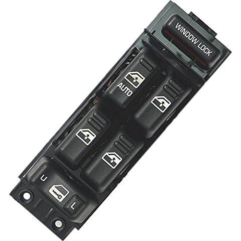 Buona 6tasti alzacristalli elettrici auto lock interruttore interruttore principale per GMC Chevrolet SUV