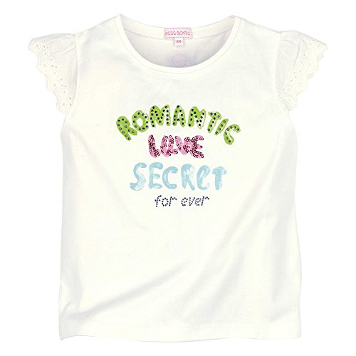 BONDI T-Shirt ´Romantik Love´´, weiss 110 Flower Queen Artikel-Nr.36013