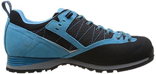 Asolo Magix ML Damen Trekking- & Wanderhalbschuhe Blau (Nero/blue Atoll)