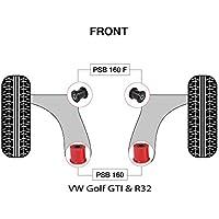 PSB PU Golf GTI & R32 (05-12) Kit completo de buje de