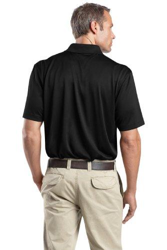 Cornerstone–Select snag-proof Polo Shirt. CS412 Schwarz