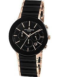 Jacques Lemans Herren-Armbanduhr 1-1854C
