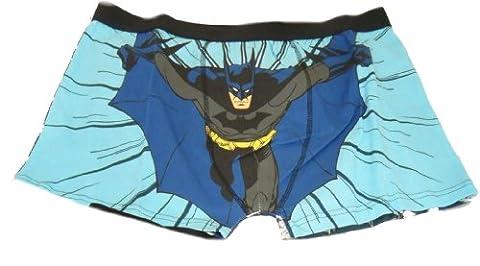 Boxer Batman - 1 Paire de Boxer Trunks court de