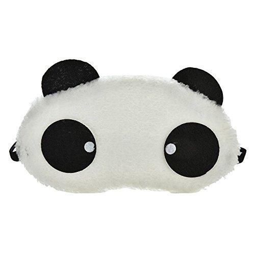 Jenna Round Panda Sleeping Eye Mask