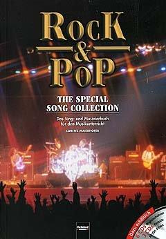 Preisvergleich Produktbild ROCK & POP - THE SPECIAL SONG COLLECTION - arrangiert für Liederbuch [Noten / Sheetmusic] Komponist: MAIERHOFER LORENZ