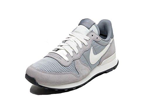 Nike Internationalist Sneaker Trainer 828041 (41, grey/sail) (Schuhe Aus Zurück In Die Zukunft)