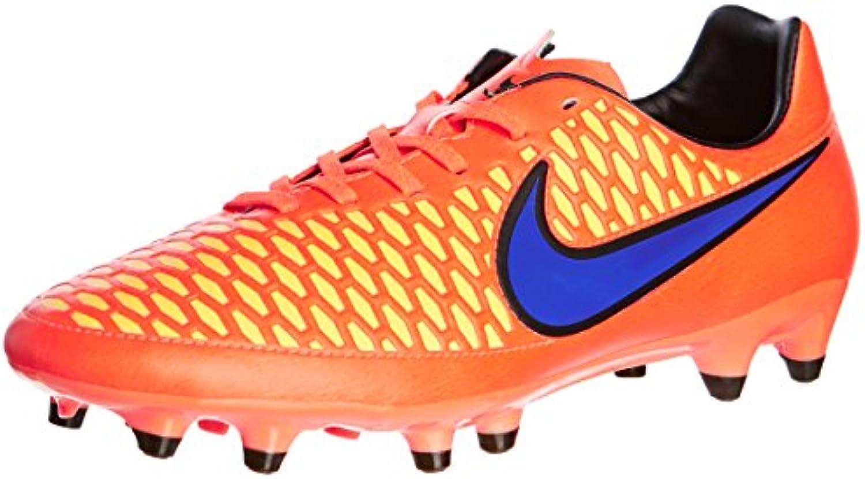 Nike Magista Onda FG, Botas de Fútbol para Hombre, Total Orange/Laser Orange/Persian Violet, 43 EU