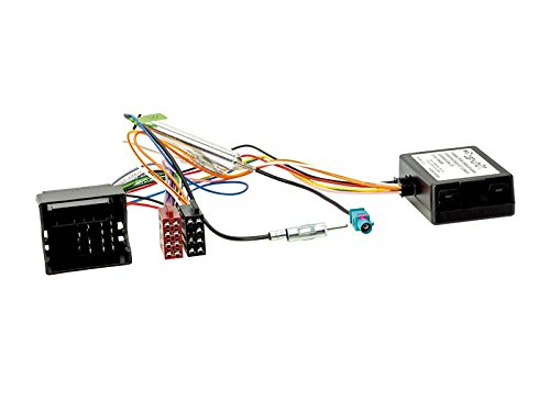 ACV CAN-Bus Kit VW Gruppe Quadlock > ISO / Antenne > DIN - Auto Interface Kit