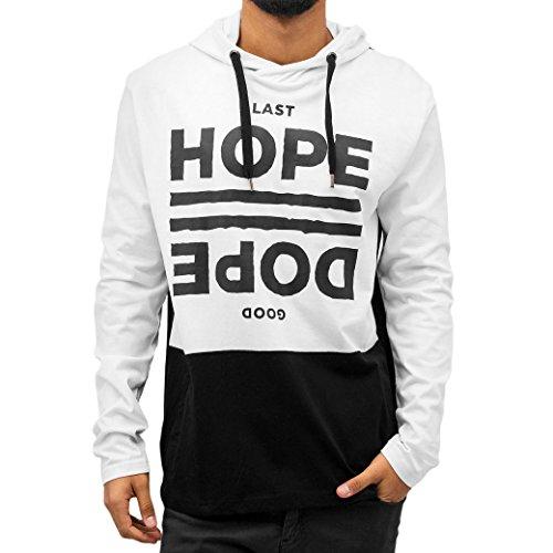 Dangerous DNGRS Last Hope Herren T-Shirt Schwarz Schwarz