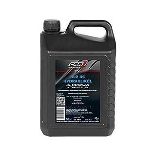 CAR1 Hydrauliköl HLP 46 High Performance Mineralölbasis Hydrauliksystem 5L