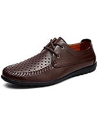 575d7db5c1 Zapatos de vestir casuales de los hombres Zapatos de cuero de Oxford para  los hombres con