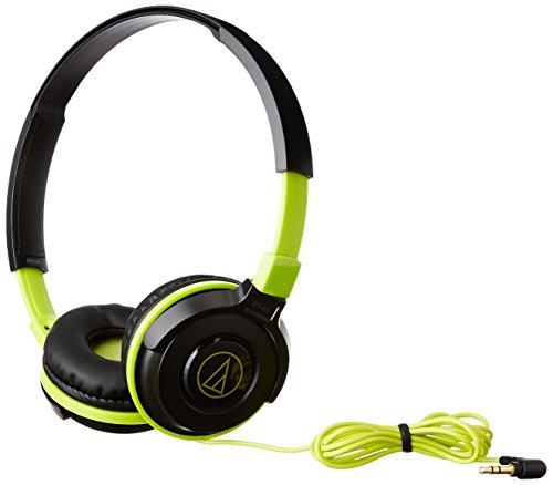 Audio-Technica ATH-S100 BGR On-Ear Headphones