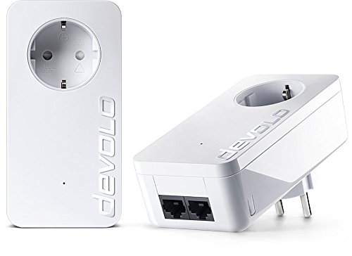 Devolo 08110 dLAN 1000 Duo Plus SK Power Line adaptador