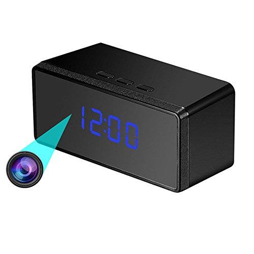 OMOUP Versteckte Kamera,1080P FullHD Kamera Bewegungserkennung Nachtsicht Überwachungskamera mit 16GB Gedächtnis
