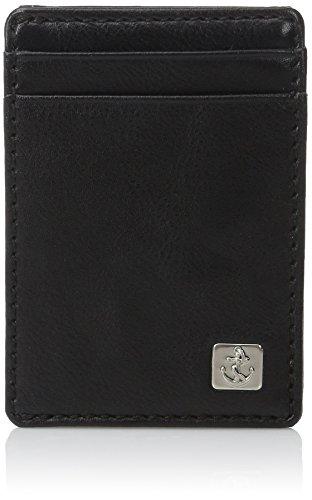 dockers-mens-hatch-slim-front-pocket-wallet-black-one-size