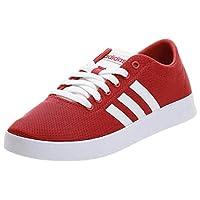 adidas Easy Vulc 2.0, Men's Sneakers, Red, 44 EU