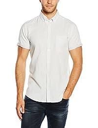 JACK & JONES Herren Freizeithemd Jorindigo Shirt S/S