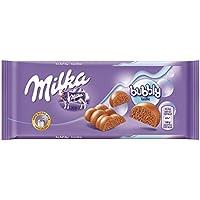 Milka Bubbly Leche con Chocolate - 90 gr
