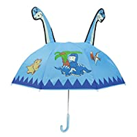 Aoneky Kids Umbrella, 3D Cute Design, Best Gift for Boys and Girls (Dinosaur)