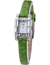 Time100 W50224L.01A W500 - Reloj para mujeres color verde