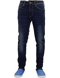 Firetrap Fire Trap New Mens Designer Brand Jeans Cotton Skinny Fit Denim Trousers Pants