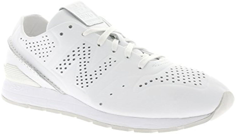 New Balance 996 Hombre Zapatillas Blanco  Zapatos de moda en línea Obtenga el mejor descuento de venta caliente-Descuento más grande