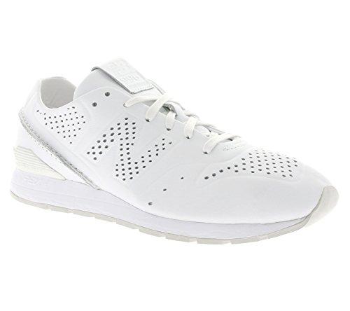 New Balance 996 Homme Baskets Mode Blanc Blanc