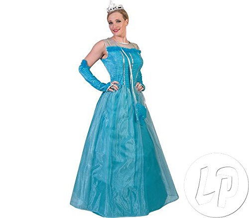 Aurora Damen Kostüm Für Prinzessin Erwachsene - Prinzessin Cinderella Kostüm für Damen Gr. 44 46