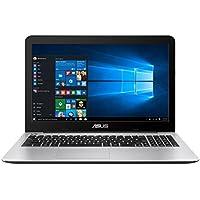 """ASUS X556UJ-XO001T - Portátil de 15.6"""" (Intel Core i7-6500U, 8 GB de RAM, Disco HDD de 1 TB, NVIDIA GT920M de 2 GB, Windows 10) azul y plateado - teclado QWERTY Español"""