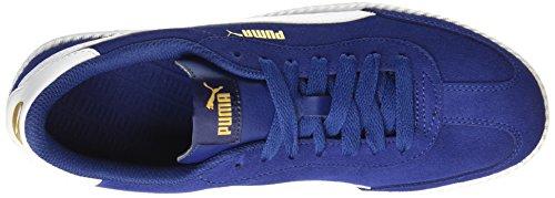 Puma Astro Cup, Scarpe da Ginnastica Basse Unisex-Adulto Blu (Blue Depths-white)