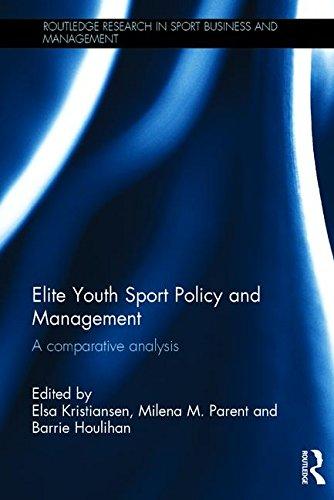 Elite youth sport policy and management : a comparative analysis / ed. by Elsa Kristiansen... [et al.] | Kristiansen, Elsa