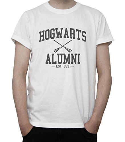 Tribute to Harry Potter Hogwarts Alumni Decal Graphic Mens