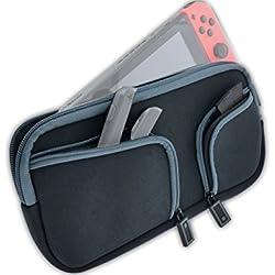 Subsonic Advanced Soft Case Custodia di Transporto - Nintendo Switch
