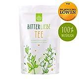 BitterLiebe Tee mit der Kraft der Bitterstoffe | Leckere lose Bitterkraut-Mischung inspiriert durch Hildegard von Bingen | (ca. 60 Tassen)