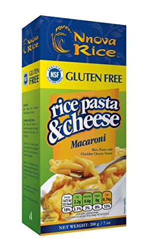 Gluten Free Rice Macaroni and Cheese