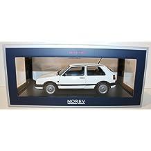 Norev 1 18 Scale Diecast 188443 - Volkswagen VW Golf MK2 GTi G60 1990 - White
