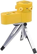 Okayji Mini Multifunction Laser Level Leveler Tool with Tripod 1 Piece