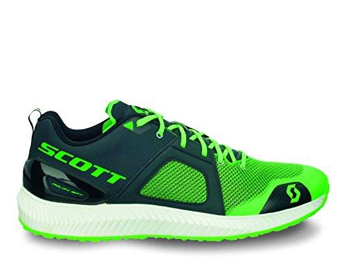 80e4ef4d5019a Scott running Zapatilla palani spt black green 10 usa 7613317772213
