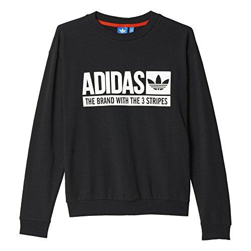adidas AJ7697 Sweat-shirt Femme Noir