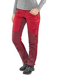 e55de1a2 Lundhags Makke WS Pant red/dark red